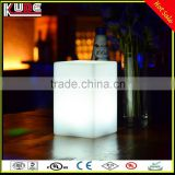 Bar Table Decoration Lighting Rechargeable battery powered color changing cordless led table lamp