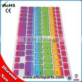 Hot seller for macbook keyboard cover, keyboard cover for macbook, for macbook pro keyboard cover with low price