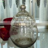 Large Glass Apothecary Storage Jar Candy Sweet Buffets Party/Wedding Jars
