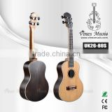 INQUIRY about 26 inch Solid Cedar Wood Ukulele