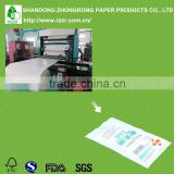 Hot sale medical grade white pe coated paper