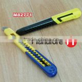 plastic slide snap blade 9mm cutter