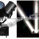 2000-5000W Outdoor waterproof three head stainless steel search light ,used for high buildings,big hotel,skyscrapers