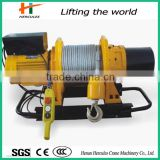 2015 new design electric cable drum winch
