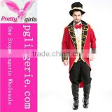 Sexy halloween costume Adult Dancing Magician Costume