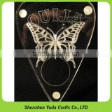 Acrylic Milling Display Decoration Machining Plastic Components CNC Finished Acrylic Custom Part