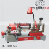 Modern multi-functional FAST-COPY double cutters key Duplicating cutting machine series TC-301FAS