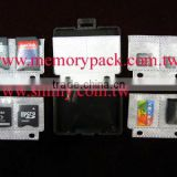 SA5 sim card holder memory card organizer oem micro sd case box album game camera accessories