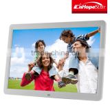 Good price 15 inch tft lcd screen digital photo/ pic/image frame for wedding