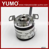 IHC3806 China Bore Optical Encoder price optical dc motor hollow shaft incremental rotary encoder cable encoder