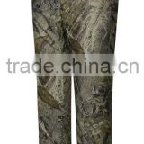 men's outdoor woodland camo pants stlye tactical uniform pants hunting camouflage suits