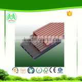 Wooden Plastic Compound patio furniture Capped plastic wpc anti-septic synthenic flooring