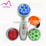 Skin Rejuvenation 2016 Electric Skin Rejuvenation Home Use Led Facial Light Therapy Machine Device LED PDT Equipment Led Pdt Bio-light Therapy