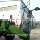 tractor side mower made by Weifang Shengxuan Machinery