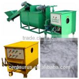 Best price block generator concrete cement foaming machine 20m3/h low energy cost
