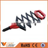 Easy to operate folding Blind hand riveter/rivet gun hand rivet nut tool