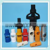 Stainless steel ss plastic or pp venturi eductor mixing water spray jet nozzle