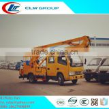 High altitude rescue emergency vehicle Aerial hydraulic Platforms Truck