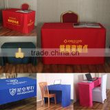 hotsale conference table cover can do customized LOGO