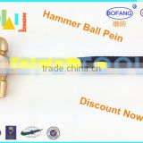 Non-sparking Beryllium Copper Hammer Ball Pein With Fiber Handle,Explosion-proof Ball Peen Hammer,Nonsparking Hammers