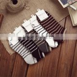 Hot new brand Summer men Socks man boat short Socks Bamboo boy Socks
