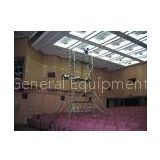 Professional Steel Mobile Scaffold Tower safety / aluminium scaffolding EN1004 2004