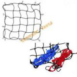 Cargo Net, Rubber Cargo Net Accessory, Available in Various Colors