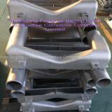 auto intercooler air chamber