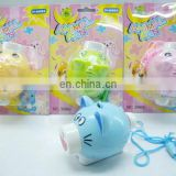 Cartoon pig fan toy MINI FAN toy