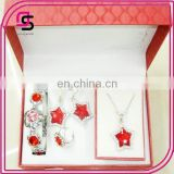 Wholesale Watch Necklace Earrings Ring Gift Sets for Women