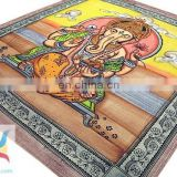 Ethnic and custom print hand made gypsy wall decore top designer wall hanging