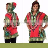 African Dashiki Hoodie T-Shirt Traditional Hippie Poncho Caftan Mens Womens kaftan Boho African Top Mexican shirt S M L XL XXL