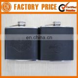Hot Selling Cheap Leather Hip Flask
