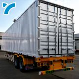 Competitive Price Van Cover 2 Or 3 Or 4 Axles Cargo Trailers