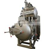 Steam and electricity High Efficiency and save energy Stainless Steel 304 Small Drink Retort Machine for Food Products