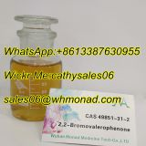 2-Bromo-1-Phenyl-Pentan-1-One Competitive Price, Sales 49851-31-2 Fast Delivery CAS No. 49851-31-2