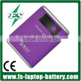 10400mAh Dual-Port External Battery Power Bank Backup for iPhone 5S 5C 5 iPad mini pad smartphone