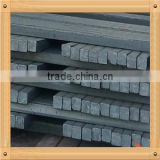Prime quality steel purlin, iron billet, Square bar steel