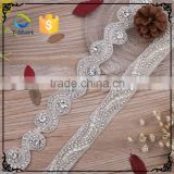 Wholesale plastic rhinestone crystal stone hair band                                                                                                         Supplier's Choice