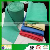 Colorful Natural Latex Rubber Cloth For Body Beauty Shapewear