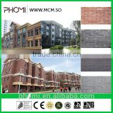 Flexible clay China manufacturer modern house design unique Flexible facing brick