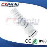 CE RoHS IP68 Electric Cable Strain Relief
