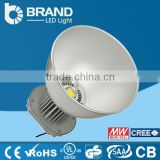 Factory Hot Sale Brigdelux Warehouse Industrial LED Light High Bay,CE RoHS