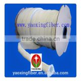 Steel wire reinforced ceramic fiber sleeve refractory ceramic fiber sleeve heat resistant ceramic fiber sleeve
