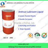 Anti-rust oil / Lubricant Silicone Spray QQ-31