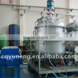 Lubricant Engine oil blending machines with additives