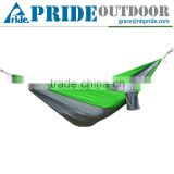 Hanging Parachute Fabric Folding Outdoor Sleeping Portable Nylon Hammock                                                                         Quality Choice
