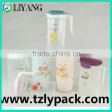 heat transfer, heat transfer printing film for plastic, kettle, picture like flower, fruit