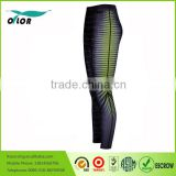 Mens Sports Pants Compression Base Layer Leggings Gym Running