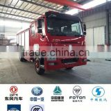 8000~10000 liter water/foam firefighting truck